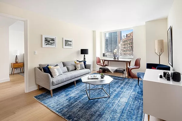 2 Bedrooms, Hell's Kitchen Rental in NYC for $6,946 - Photo 1