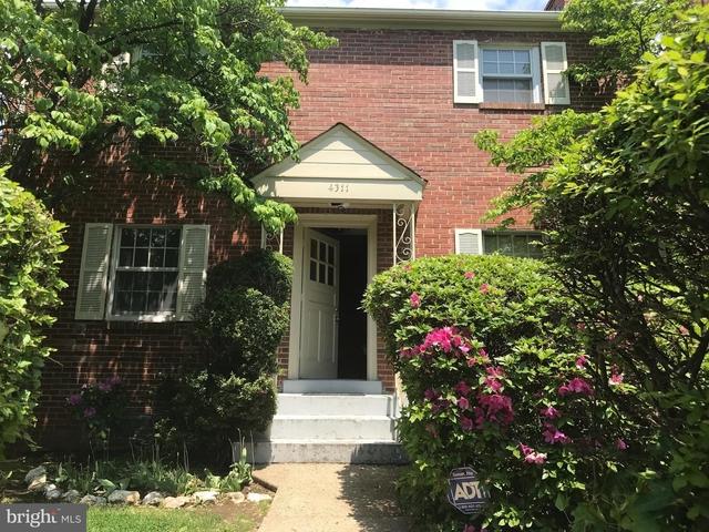 3 Bedrooms, American University Park Rental in Washington, DC for $4,500 - Photo 1