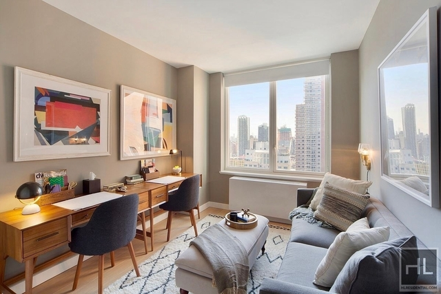 Studio, Hell's Kitchen Rental in NYC for $3,318 - Photo 1