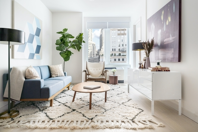1 Bedroom, Financial District Rental in NYC for $7,333 - Photo 1