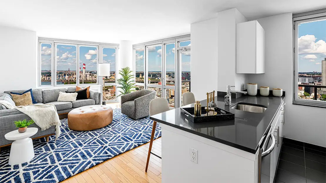 2 Bedrooms, Hunters Point Rental in NYC for $6,472 - Photo 1