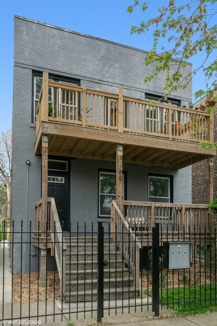 4 Bedrooms, Humboldt Park Rental in Chicago, IL for $2,950 - Photo 1