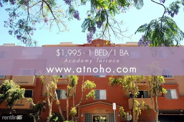 1 Bedroom, NoHo Arts District Rental in Los Angeles, CA for $1,995 - Photo 1