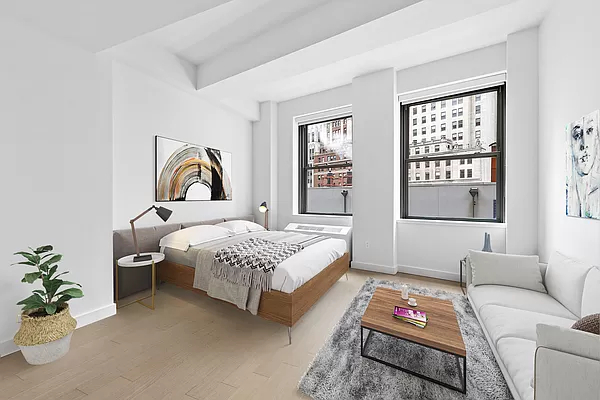 2 Bedrooms, Financial District Rental in NYC for $5,498 - Photo 1