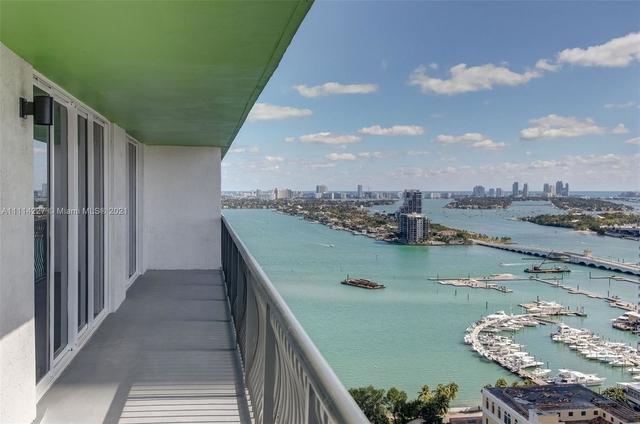 2 Bedrooms, Seaport Rental in Miami, FL for $3,656 - Photo 1