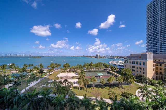 2 Bedrooms, Seaport Rental in Miami, FL for $4,088 - Photo 1