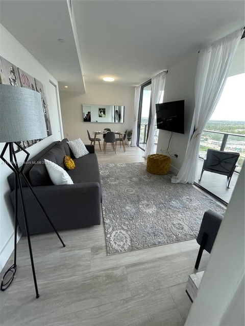 1 Bedroom, Little San Juan Rental in Miami, FL for $5,000 - Photo 1