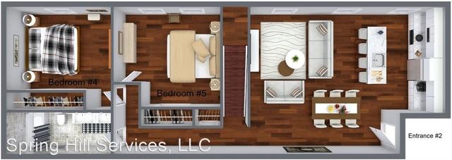 5 Bedrooms, East Germantown Rental in Philadelphia, PA for $3,695 - Photo 1
