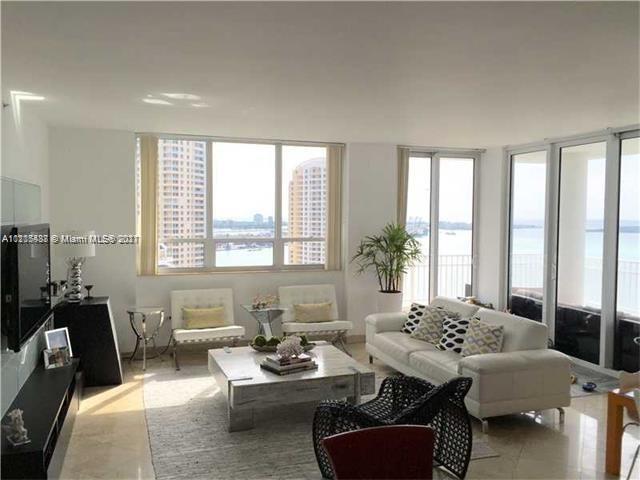 2 Bedrooms, Brickell Key Rental in Miami, FL for $5,500 - Photo 1