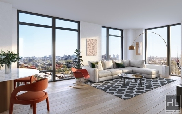 2 Bedrooms, Prospect Heights Rental in NYC for $6,827 - Photo 1