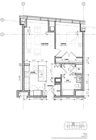 1 Bedroom, West Fens Rental in Boston, MA for $4,268 - Photo 1