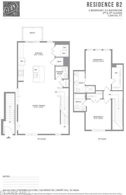 2 Bedrooms, Camden Rental in Philadelphia, PA for $2,600 - Photo 1
