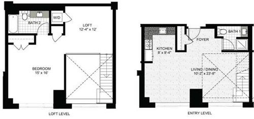 1 Bedroom, Downtown Boston Rental in Boston, MA for $3,895 - Photo 1