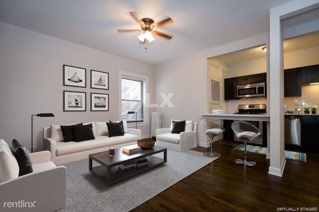 1 Bedroom, Rogers Park Rental in Chicago, IL for $1,180 - Photo 1