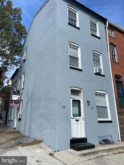3 Bedrooms, Upper Fells Point Rental in Baltimore, MD for $2,500 - Photo 1