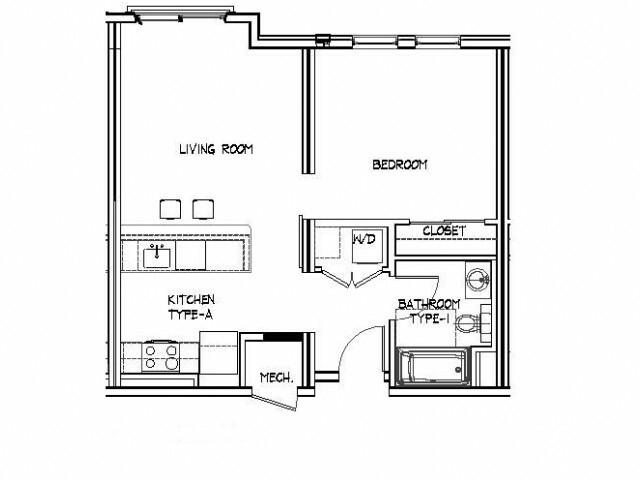 1 Bedroom, Allston Rental in Boston, MA for $2,895 - Photo 1