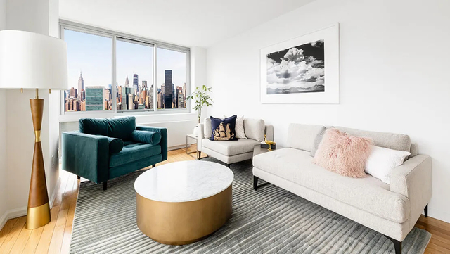 1 Bedroom, Hunters Point Rental in NYC for $3,425 - Photo 1