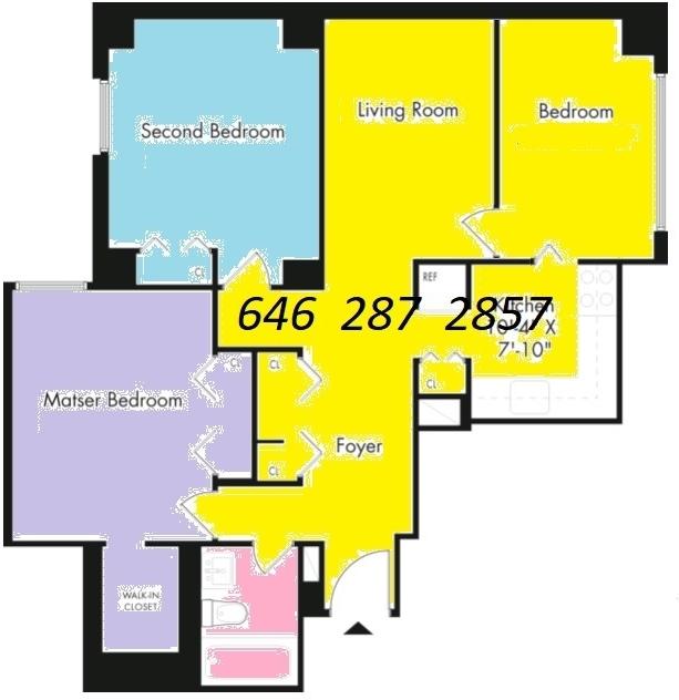 3 Bedrooms, Kips Bay Rental in NYC for $4,500 - Photo 1