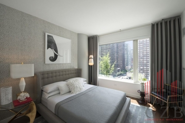 2 Bedrooms, Midtown East Rental in NYC for $7,503 - Photo 2