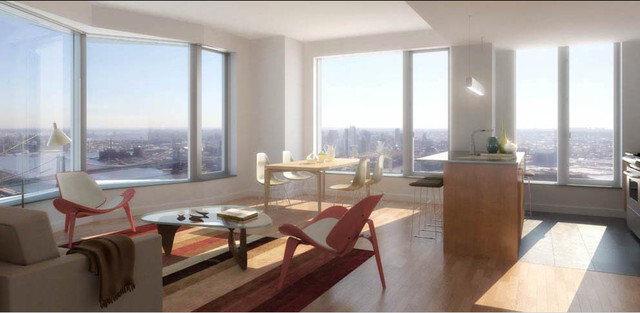 Studio, Civic Center Rental in NYC for $2,999 - Photo 2